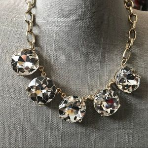 Jewelry - Express large rhinestone statement necklace